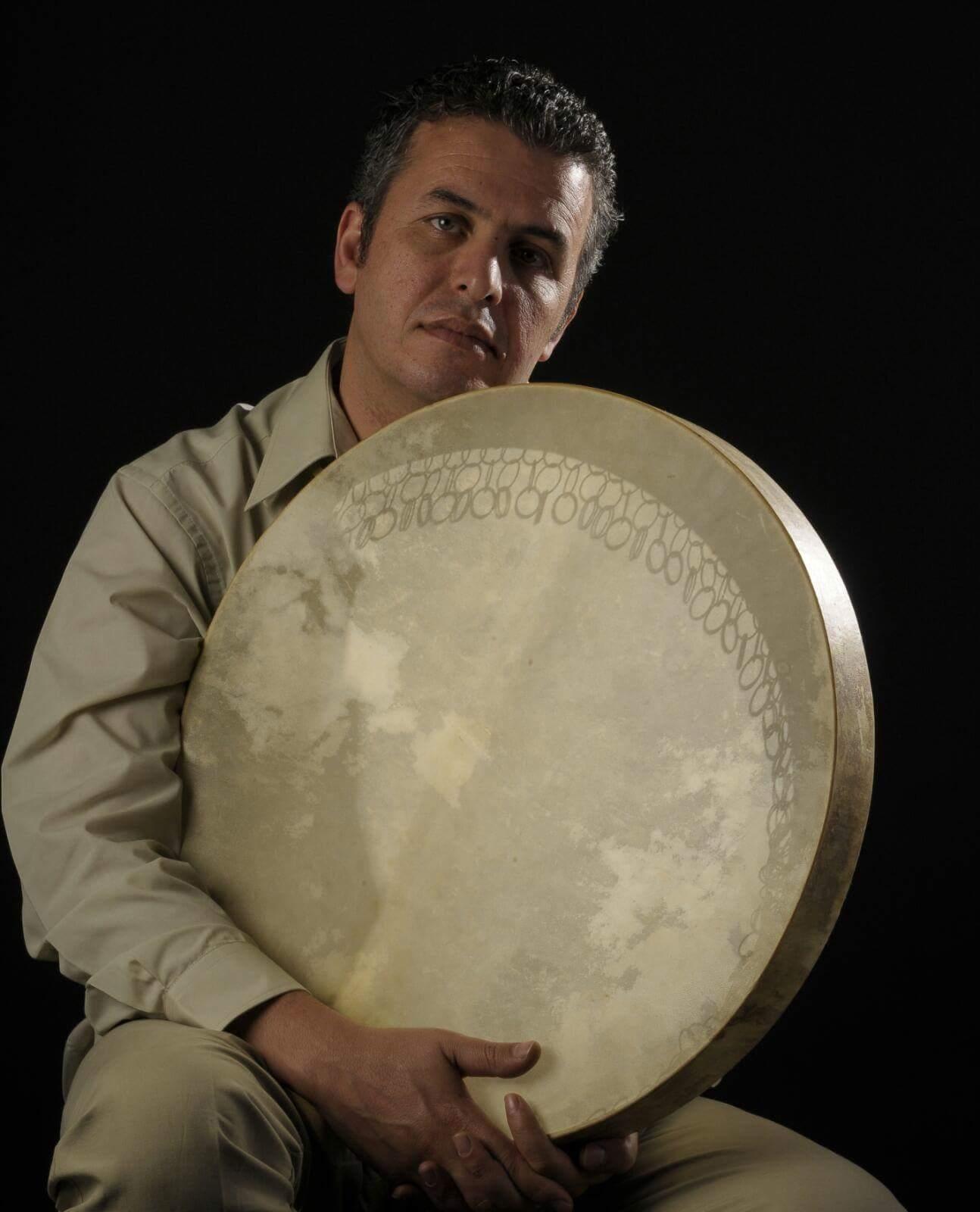 """""""Persų muzikos ir sutartinių gija"""", Hamidrezas Ojagis (Hamidreza Ojaghi)   Rengėjų nuotr."""