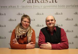 Ieva Rutė ir Gerimantas Statinis | Alkas.lt nuotr.
