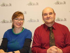 Eglė Vankevičė ir Gerimantas Statinis | Alkas.lt nuotr.