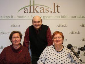 Irena Azikejevienė, Gerimantas Statinis ir Edita Masaitytė | Alkas.lt nuotr.