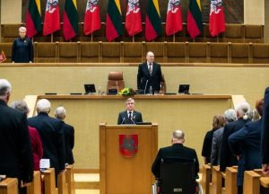 Kovo 11-oji Seime 2019 m. | lrs.lt nuotr.