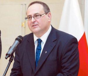 Lenkijos konsulas Slavomiras Kovalskis. | Lenkijos užsienio reikalų ministerijos nuotr.
