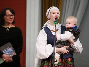 Lopšinių ir vaikų ugdymo tradicijos Lietuvoje | LNKC nuotr.