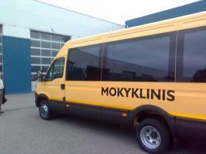 Mokyklinis autobusiukas | smm.lt nuotr.