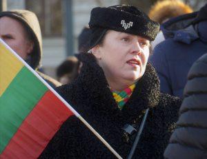 Aurelija Stancikienė   Alkas.lt, J. Vaiškūno nuotr.