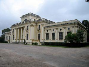 Trakų Vokės dvaro rūmai | wikipedija.org nuotr.