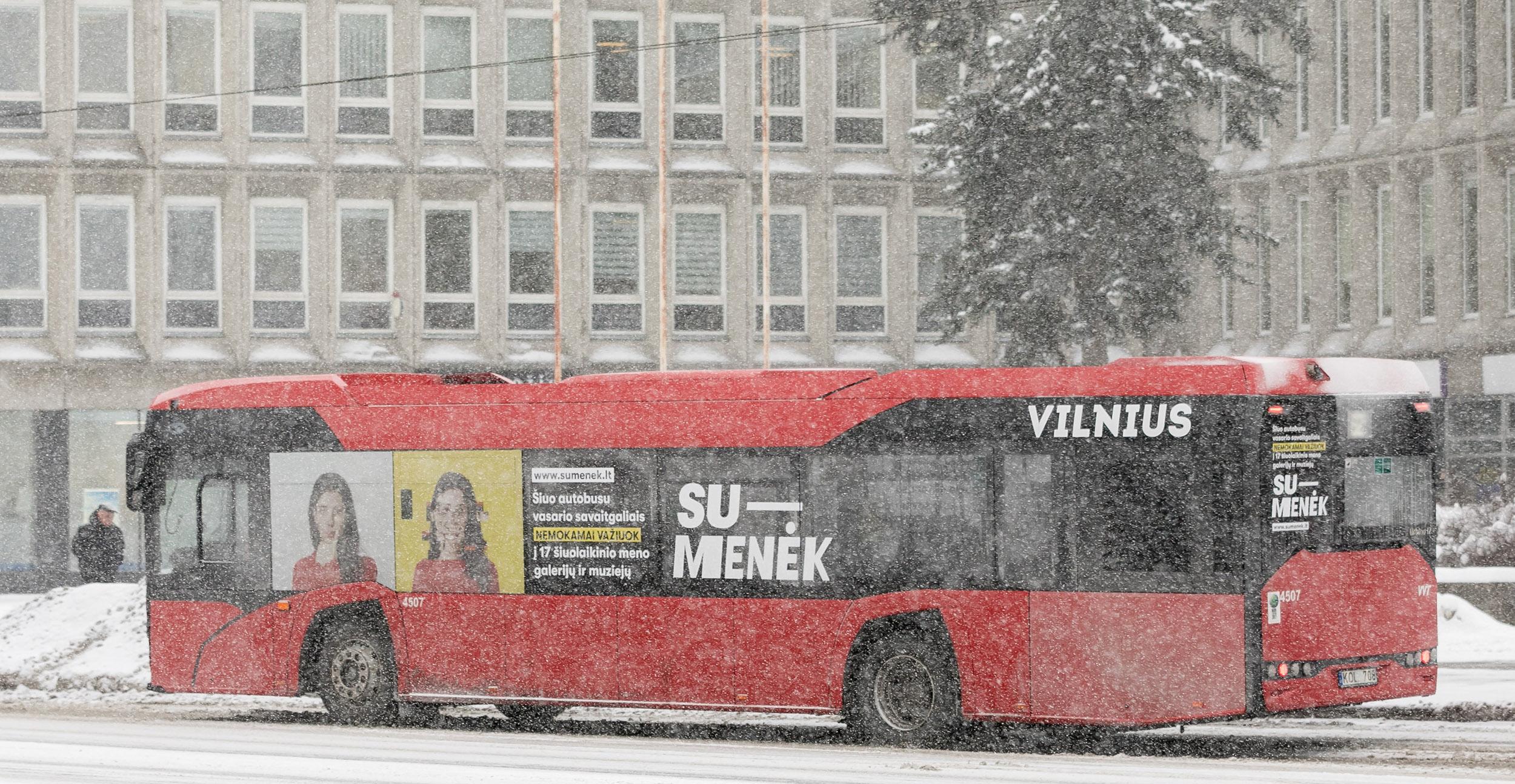 SU-MENĖK sėkmės istorija: iki 8 kartų išaugo apsilankymai sostinės šiuolaikinio meno galerijose | Vilniaus miesto savivaldybės nuotr.