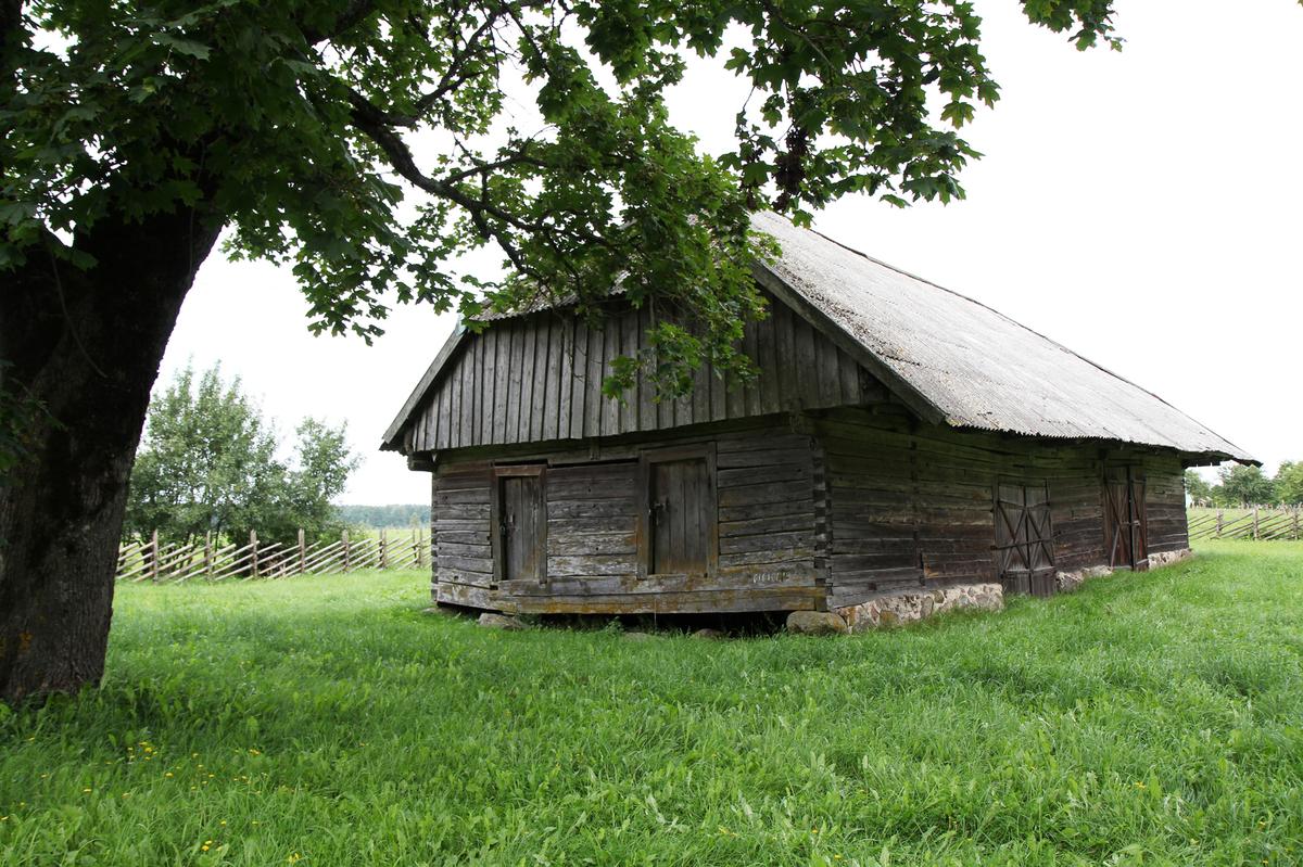 Kazimiero Jauniaus klėtelė – muziejus | A. Bacevičienės nuotr.