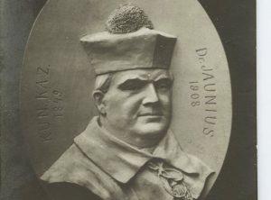 Kazimieras Jaunius. Atvirukas, 1919 | A. Aleksandravičiaus nuotr.