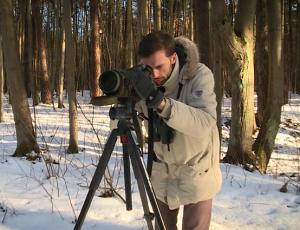 Ornitologas Gediminas Petkus | Asmeninė nuotr.