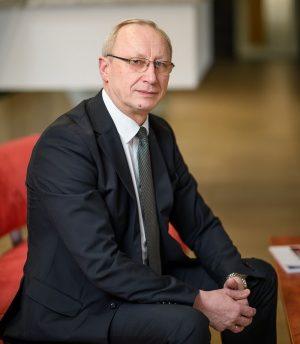 Antanas Maziliauskas | Vytauto Didžiojo universiteto nuotr.