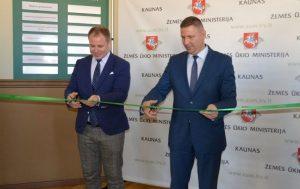 Žemės ūkio ministerija atidarė padalinį Kaune | lrv.lt nuotr.