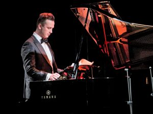 Pianistas Darius Mažintas | A. Žukovo nuotr.