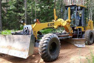 Šiemet miško keliams remontuoti – daugiau kaip 4 mln. eurų | lrv.lt nuotr.
