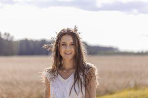 Atlikėja Ieva Zasimauskaitė | Asmeninio albumo nuotr.