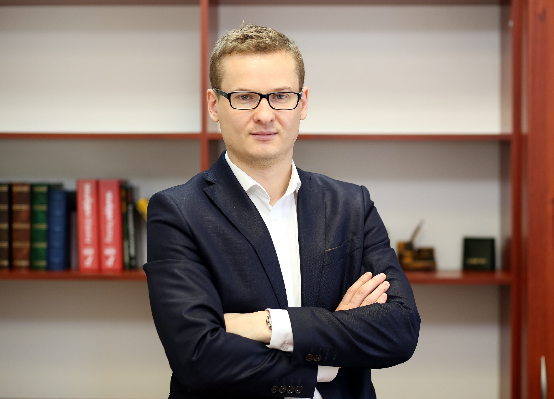 Algirdas Gauronskis, Vikeda gen. direktorius   headline.lt nuotr.