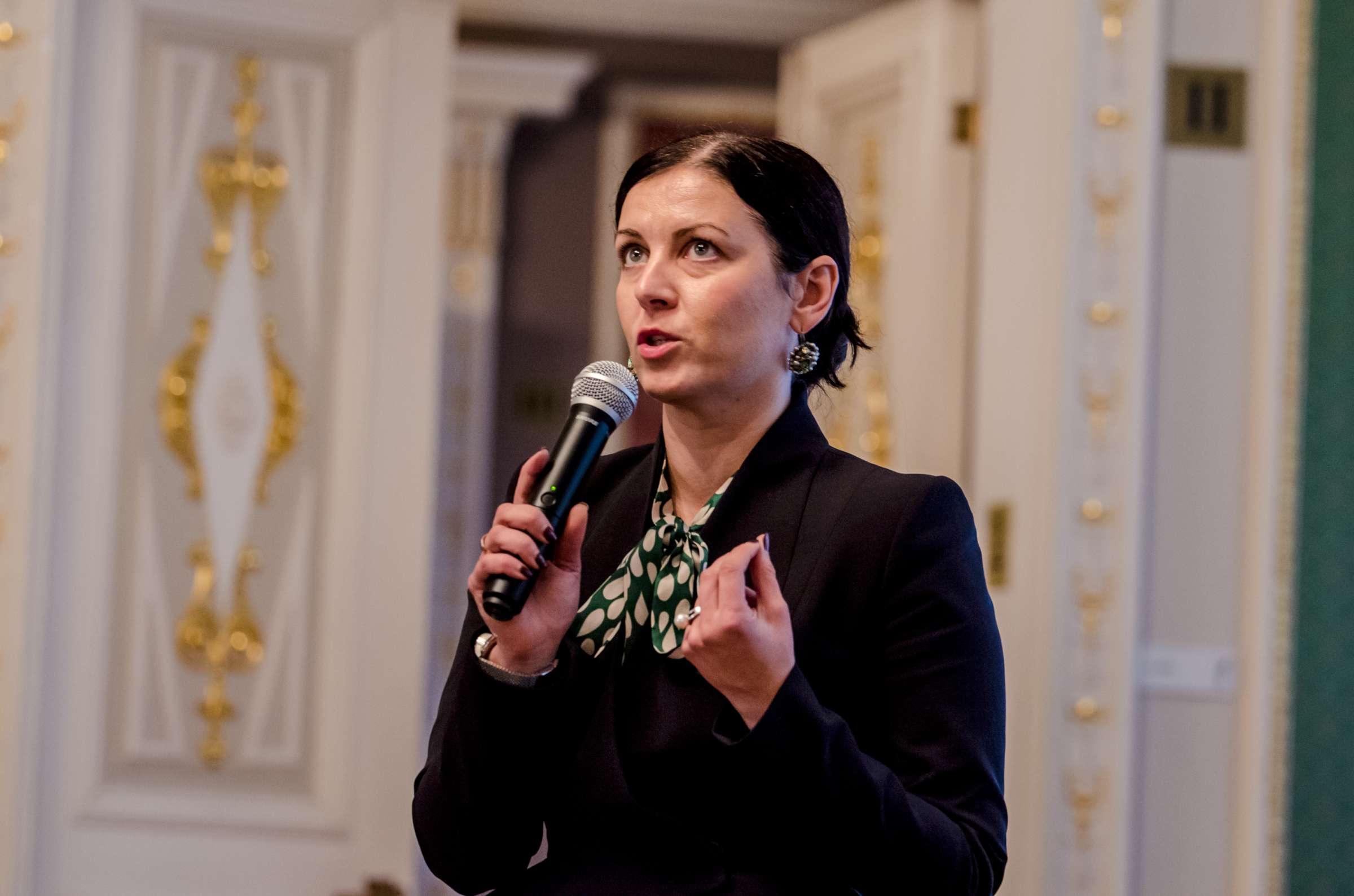 Evelina Karalevičienė | D. Putino nuotr.