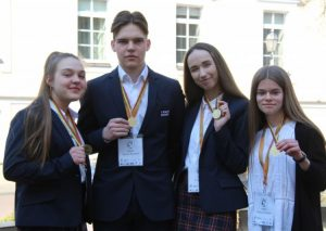 Jaunieji mokslininkai | smm.lt nuotr.