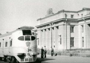 Kauno geležinkelio stotyje – istorinių fotografijų paroda | rengėjų nuotr.