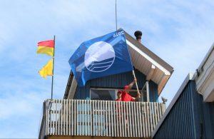Mėlynoji vėliava   Klaipda.lt nuotr.