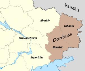 Donbasas | Wikipedia.org