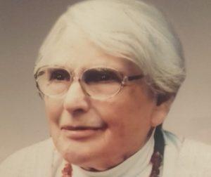 Ona Staugaitienė (1926-2019)   Asmeninė nuotr.