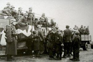 Žygis į Vilnių 1939 m. | Lietuvos žurnalistų draugijos nuotr.