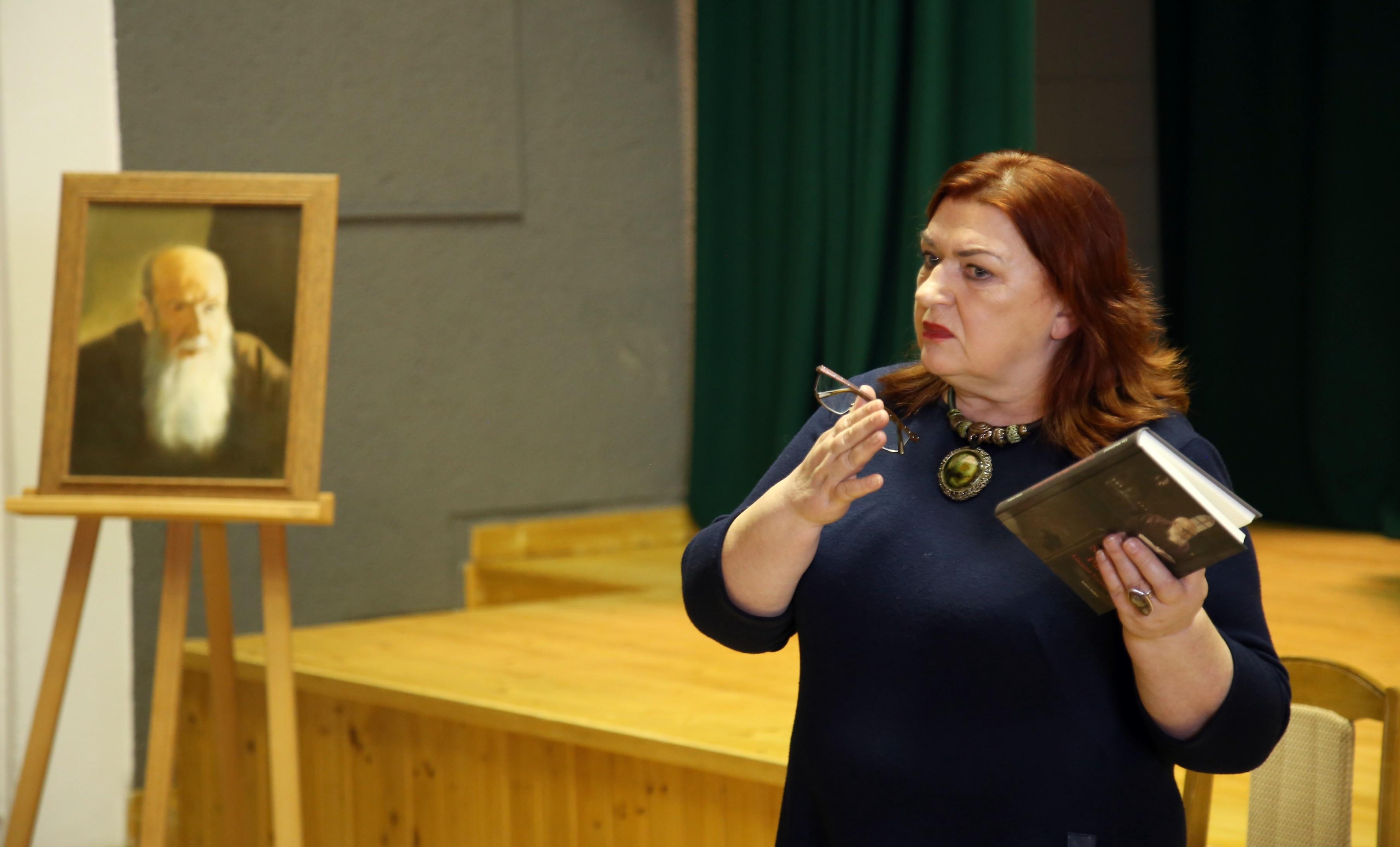Vitalija Morkūnienė   Giedriaus Baranausko nuotr.
