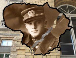 Jonas Noreika-Generolas Vėtra | Alkas.lt koliažas