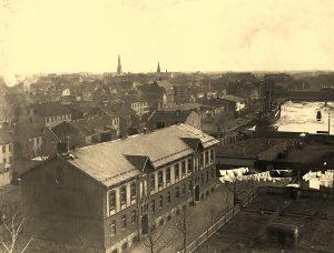 Locmanų (Locų) namas (1924-04-10) | Klaipėdos apskrities archyvo nuotr.