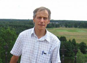 Saulius Lynikas. 2009 m. Kol kojos klausė. | Asmeninio archyvo nuotr.