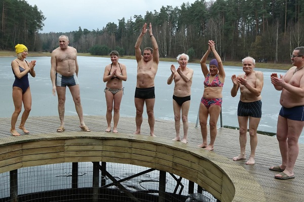 Vyresnis amžius – ne riba keisti įpročius ir pradėti gyventi sveikai   V. Laukaitienės nuotr.