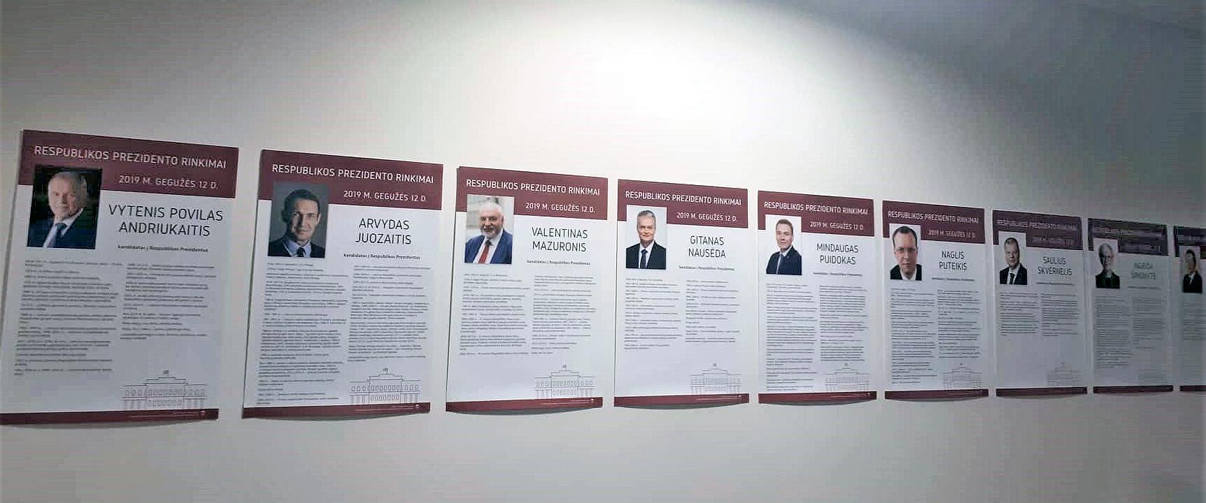 Prezidento rinkimai 2019-05-12 | Alkas.lt nuotr.