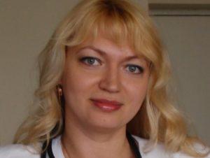 Nacionalinio vėžio instituto onkologė-chemoterapeutė Nadežda Lachej   IFPA nuotr.