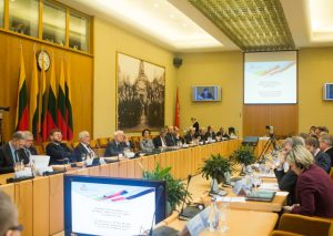 Baltijos Asamblėjos Rytų partnerystės konferencija   lrs.lt nuotr.