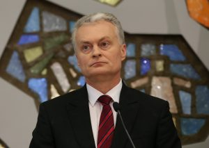 Prezidentas Gitanas Nausėda | Alkas.lt, A. Sartanavičiaus nuotr.