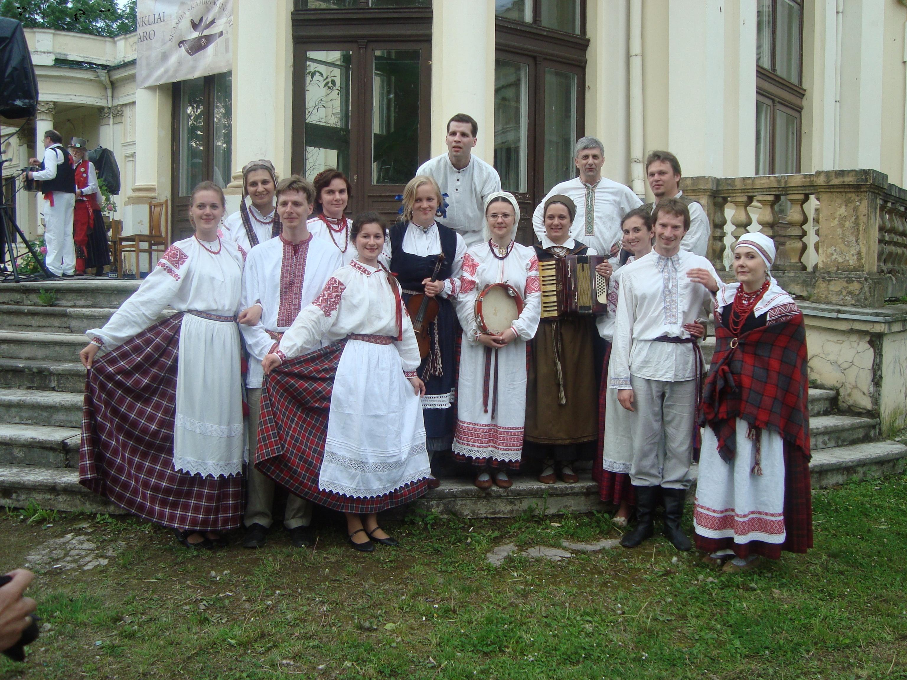 Guda   Kauno tautinės kultūros centro nuotr.