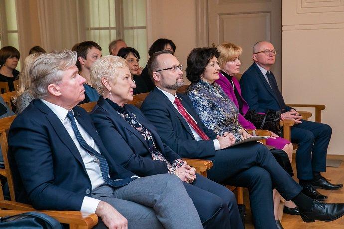 Kalbos premija 2019 skirta Punsko licėjui | lrs.lt nuotr.