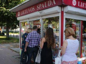 Lietuvos spauda | E. Jankausko nuotr.