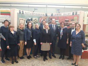 Rygoje atidaryta tarptautinė archyvinių dokumentų paroda | urm.lt nuotr.