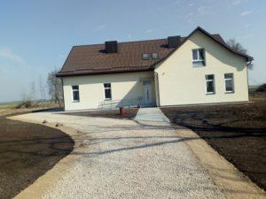 Seno dvaro griuvena virto savarankiško gyvenimo namais. Kristinos Žalnierukynaitės ir Gudkaimio bendruomenės nuotr.