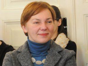 Teatrologė Rasa Vasinauskaitė   asmen. nuotr.