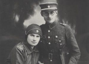 Vabalninko šauliai, 1931 m. | LNM nuotr.
