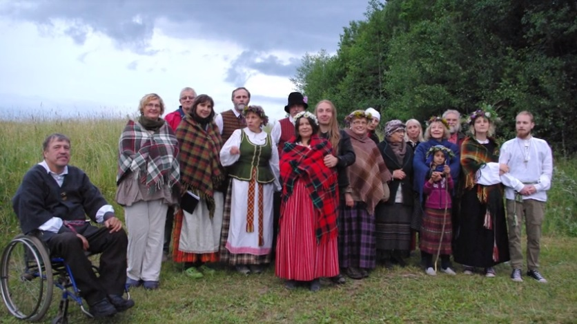 "Folkloro ansamblis ""Varangė"" | VAT nuotr."