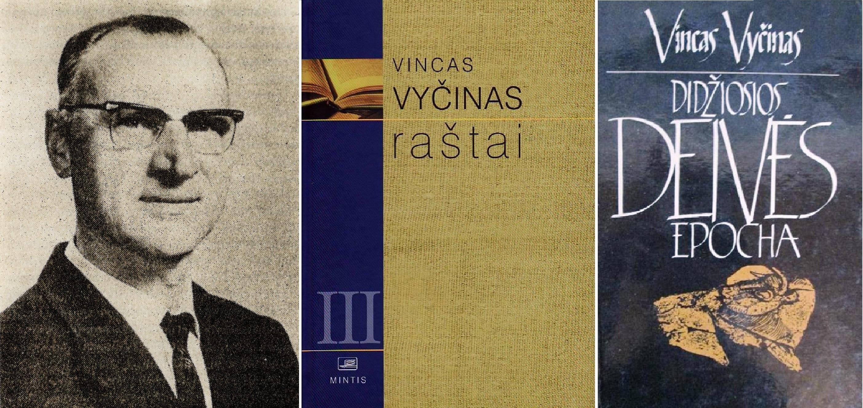 Filosofas Vincas Vyčinas, 1970 m. | VAT nuotr.