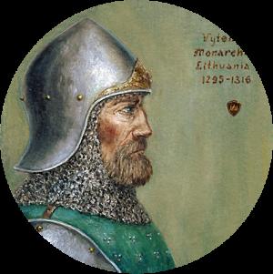 Lietuvos karalius Vytenis | aidas.lt nuotr.