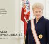 Prezidentė skaitys dešimtąjį metinį pranešimą   Lietuvos Respublikos Prezidento kanceliarijos nuotr.