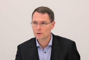 Teisingumo ministras Elvinas Jankevičius | lrv.lt nuotr.