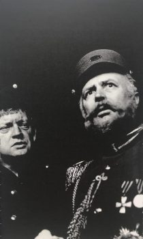 Aktorius Algimantas Bružas | Lietuvos nacionalinio dramos teatro nuotr.