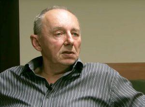 Arvydas Šliogeris | VU FF nuotr.